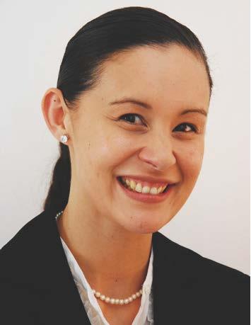 Nikki L. Hafezi : Executive Administrator MAS IP ETHZ