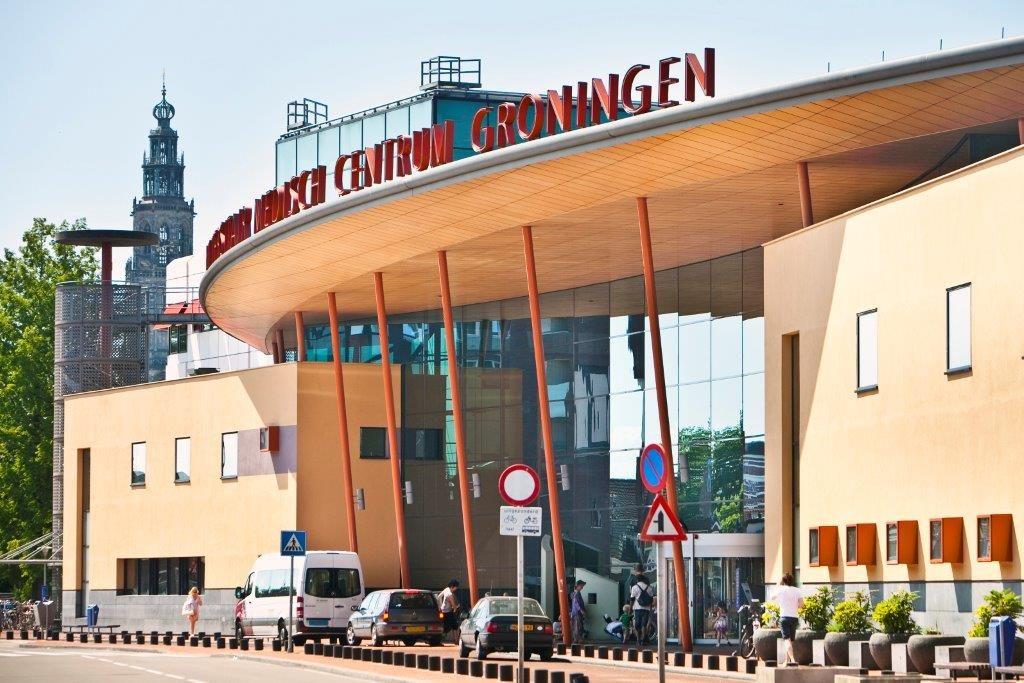 Conference venue Groningen 2018