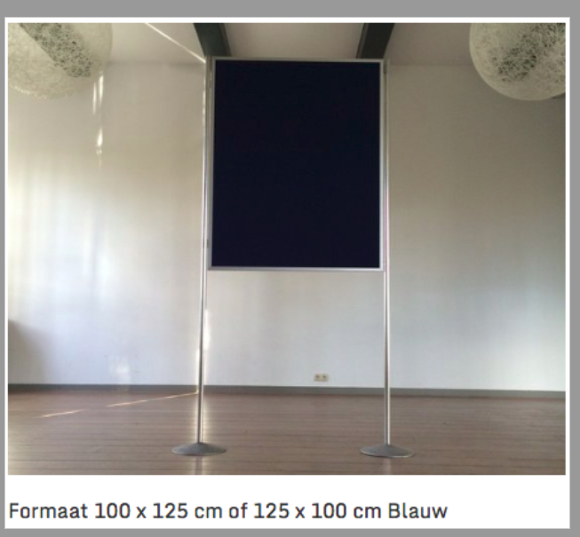 Poster dimensions